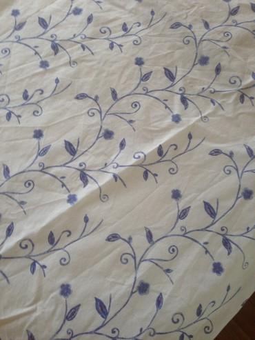 простынь в Кыргызстан: Продаю простынь-наматрасник, размер 1 спалка, хб ткань, бу