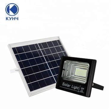инверторы для солнечных батарей kostal в Кыргызстан: Прожектор на солнечных батареях 40W