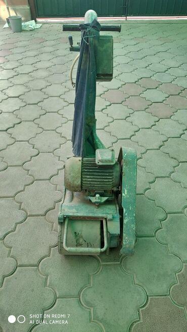 Инструменты - Кыргызстан: Машина для шлифовки пола и паркета Барабанного типа.Для выравнивания