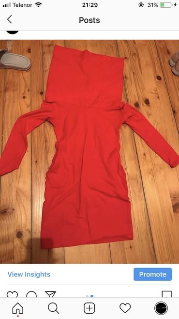 Crvena haljina - Cuprija
