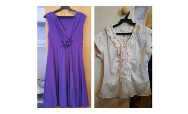 Сиреневое платье в отличном состояние. 44-46 размер. в Бишкек