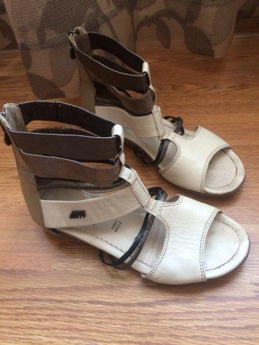 Original sandale Miss Sixty br.38 u dobrom stanju kao na slici. - Nis