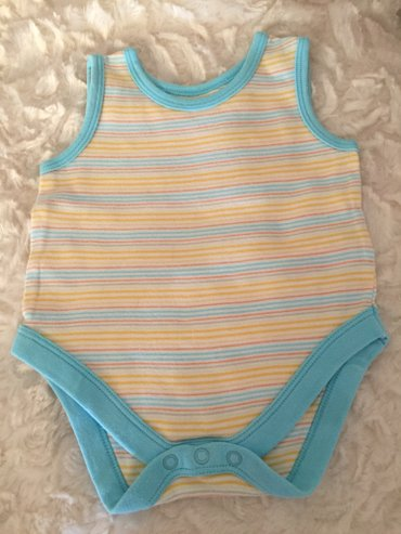 Selection of 4 vests. 0-3 months. Very good condition.  σε Νέα Σμύρνη - εικόνες 5