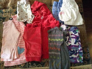 Пакет детских вещей б/у состояние хорошее, размер на 3-4года (три