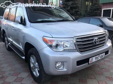 Toyota Land Cruiser 2007 в Бишкек