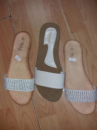 Zenske papuce sa cirkonima su po ceni od 999, a u sredini su 650 - Belgrade