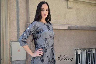 Haljina kao nova, petra fashion, kvalitetna, ima poreze sa