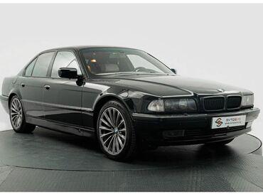 BMW - Model: 740 - Azərbaycan: BMW 740 4.4 l. 1997   156000 km