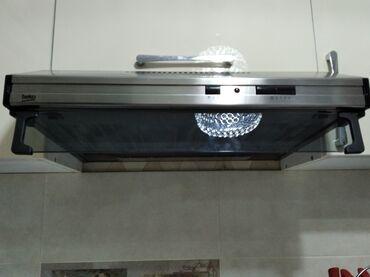 вытяжки для кухни бишкек в Кыргызстан: Продаю б/ у вытяжка в хорошем состоянии