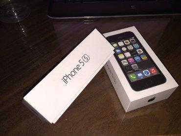 Xırdalan şəhərində Iphone 5s, 16 gb, space gray satıram. Telefonlar təzə bağlı