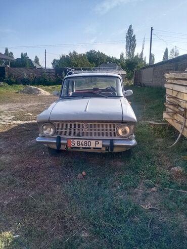 Москвич - Кыргызстан: Москвич 408 1.5 л. 1968 | 400 км