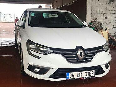 Renault Megane 1.5 l. 2017 | 148000 km