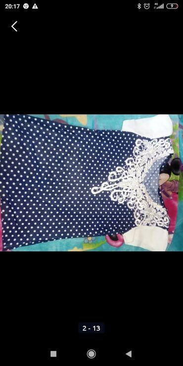 Женская одежда - Мыкан: Фудболька блузка 42-44 размер