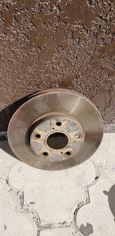 диски камри в Кыргызстан: Тормозные диски Тойота Камри 30, после проточки, есть пара, по 1000