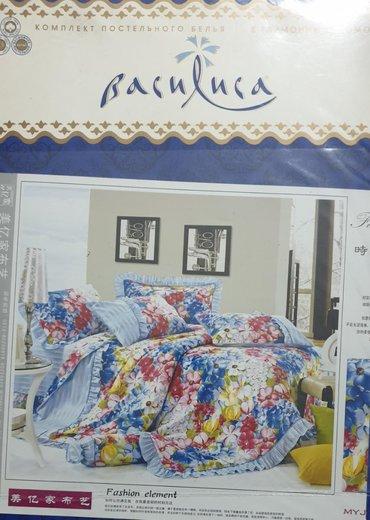 2-спальное-постельное-белье в Кыргызстан: Комплекты постельного белья 100% хлопок 1,5 и 2-х спальны, одеяло 1,5