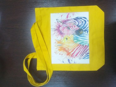 гепарин цена бишкек в Кыргызстан: Эко-сумки с нанесением изображенияШелкография, сублимация, уф.печать