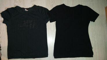 Ženske majice, veličina S Obe za 300