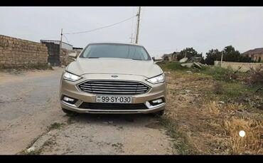 Ford Fusion 1.5 l. 2018 | 65000 km