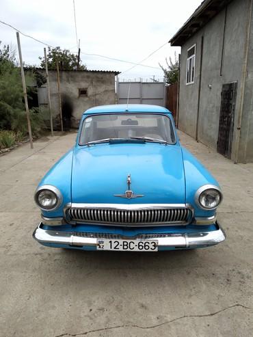 запчасти газ 21 в Азербайджан: ГАЗ 21 Volga 1964