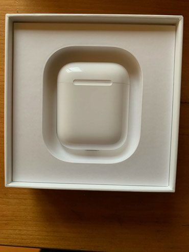 Brand Apple AirPods Wireless Earbuds White - Arandjelovac