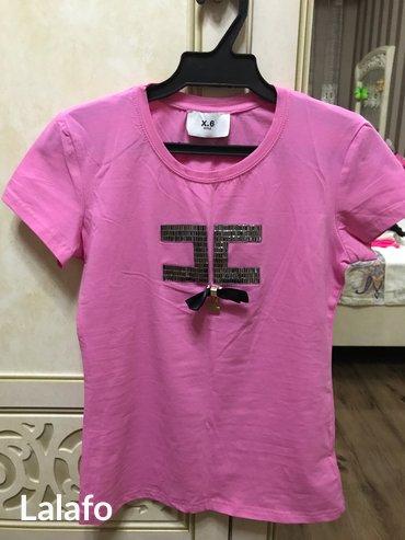 Продаю очень красивую футболку,новая)  в Бишкек