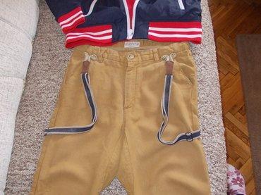 Pantalone su za jesen,prolece i leto,jako prijatne,boju sam stavila - Kraljevo