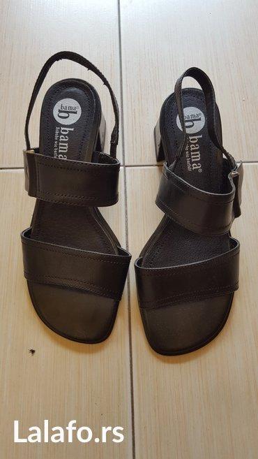 Kozne sandale br.37. Potpuno nove. - Belgrade