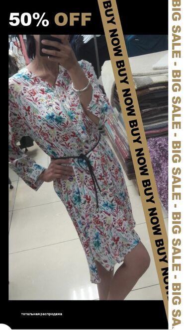 женское платье без рукавов в Кыргызстан: Другая женская одежда