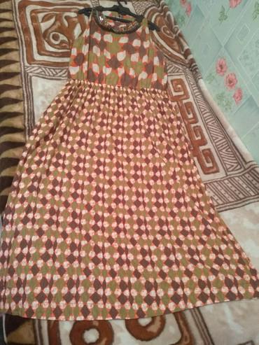 Летнее платье - сарафан в пол , в Беловодское