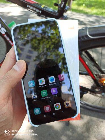 чек в Кыргызстан: Новый Xiaomi Redmi Note 7 Pro 128 ГБ Синий