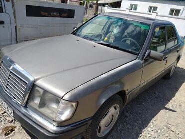 купить бус в рассрочку в Кыргызстан: Mercedes-Benz W124 2.3 л. 1991