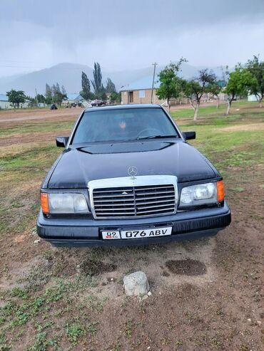 Транспорт - Тамчы: Mercedes-Benz W124 2.3 л. 1988 | 400 км