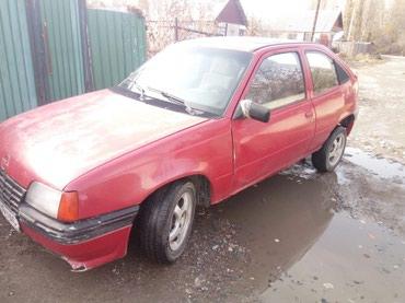 Opel 1986 в Novopokrovka