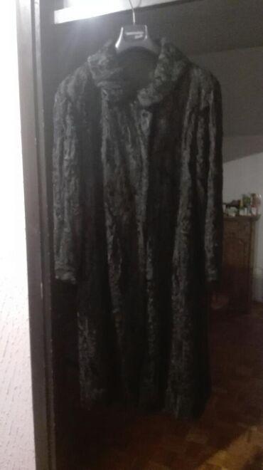 Astragan bunda - Srbija: Astragan crni. veći broj normalni rukavi očuvana dobra postava. br