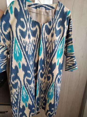 рубашка от mexx в Кыргызстан: Продаю накидку размер 46,48 абсолютно новые