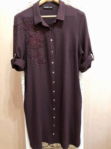 женское платье турция в Кыргызстан: Одежда женская Платья  Платье Размер 48-50 Турция