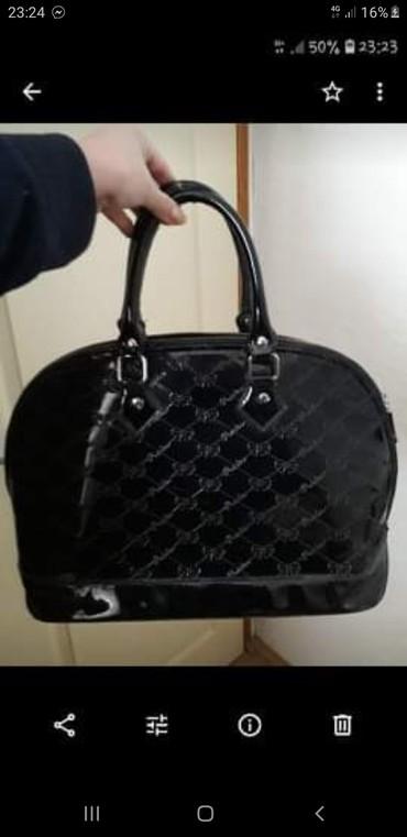 Ostalo | Ivanjica: Crna torba 800 bez ostecenja