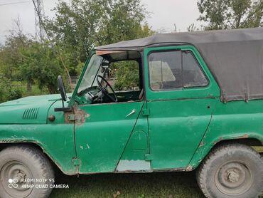 Avtomobillər - Oğuz: UAZ 469 2 l. 1989 | 100000 km