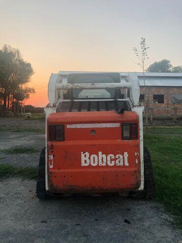 Yük və kənd təsərrüfatı nəqliyyatı Azərbaycanda: Bobcat satılır elə vəziyyətdə.bobcat Zaqatala dadır.baxmaq istəyən
