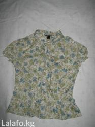 Блузка, не одевала ,mia,размер 42, новая размер не подошел. в Бишкек