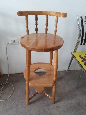 Продаю барные стулья изготовленные из ореха, покрытые лаком, в наличии
