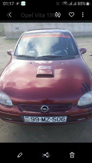 opel vita - Azərbaycan: Opel Vita 1.4 l. 1998 | 250000 km