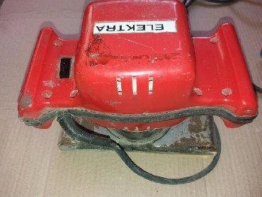 Kuća i bašta - Valjevo: Elektricna vibraciona slajferica,ispravna potpuno. odlicno stanje