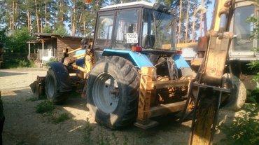 Продаю экскаватор погрузчик эп-ф-п-01 беларус  в Кызылрабат