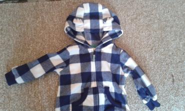Carters duksić jaknica za dečake uzrasta do 9 meseci. Odlično - Ruma