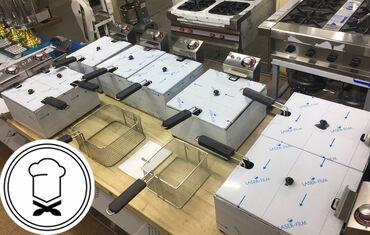 фритюрница бишкек in Кыргызстан | ДРУГОЙ ДОМАШНИЙ ДЕКОР: Фритюрница Baysan  Аппарат автоматически поддерживает температурный ре