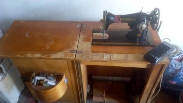 электрическая машинка в Кыргызстан: Швейная машинка (электрическая и ножная)