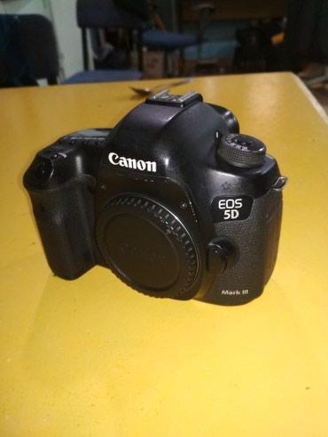 Продаю фотоаппарат canon 5d markiii в в Бишкек