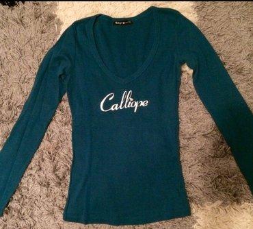 Calliope - Srbija: Calliope majca dugih rukava