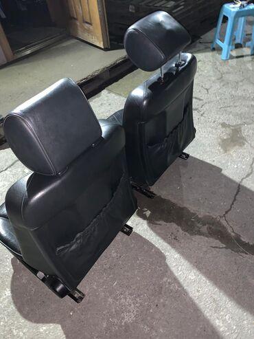 Продаю 2 передних сидения электрических от мерса w210, w 210